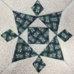 Quilt Dear Jane D-11 patchwork