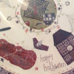 patchwork halloween Lynette Anderson
