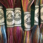 Concurso DMC hilos bordar coloris