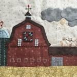 Quilt Anderson´s Farm bloque 6