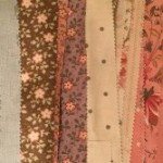 Cómo combinar y elegir telas de patchwork