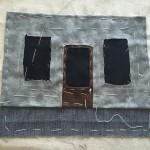 hilvanar tela aplicaciones patchwork