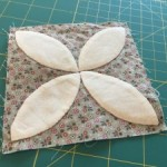 Quilt Dear Jane E-1 patchwork