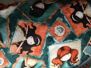 tela patchwork Gorjuss santoro