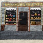 La tienda de patchwork bordada vitrinas 4