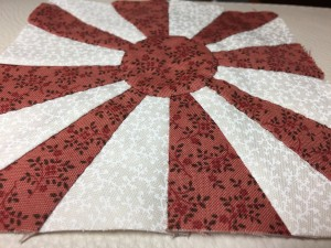 quilt patchwork Dear Jane E-5