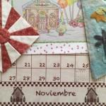 Noviembre en patchwork