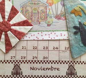 noviembre patchwork