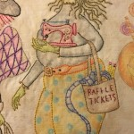 Quilt Mystery Salem Witches Bertha