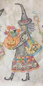 Quilt Mystery Salem Witches