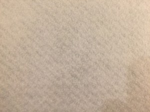 guata poliester adhesiva