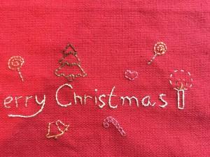 motivos navideños bordar
