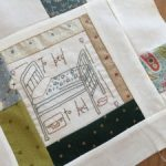 Quilt The Story of my Day bloque último