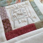 Quilt the story of my day penúltimo bloque