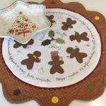 Centro de mesa Candy Christmas