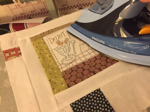 planchar patchwork