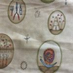 Mis nuevas antiguas telas de patchwork