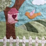 Bloque 4 BOM Shabby Fabrics Welcome Home