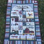 Anderson´s Farm Quilt de Lynette Anderson acolchado