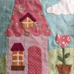 Quilt Welcome Home Spring Shabby Fabrics