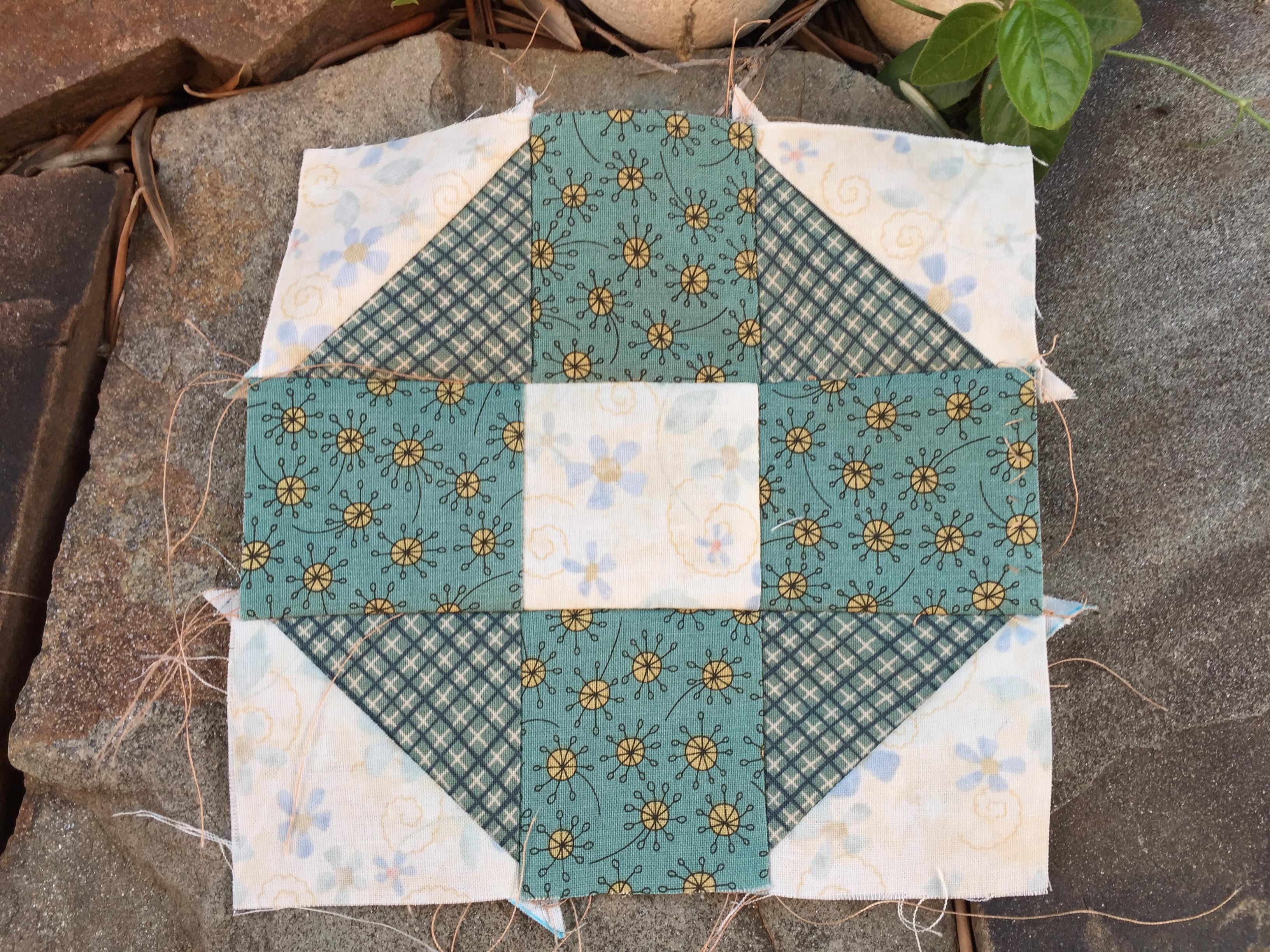 Bloques de patchwork a máquina de coser - LA VIDA EN PATCHWORKLA ...