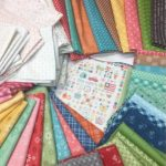 Nuevo SAL Quilt Bee Happy tutoriales gratis patchwork