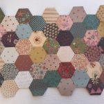 El jardín de la abuela en patchwork