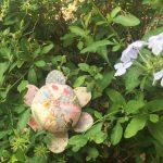 Alfiletero patchwork flor, un regalo muy especial