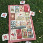 12 días en Navidad en patchwork