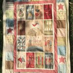 Quilt Navidad 12 days of Christmas