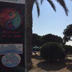 Feria Patchwork Sitges 2018 en la salida al mar