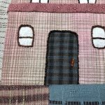 Quilt Mystery Yoko Saito bordado bloque 1