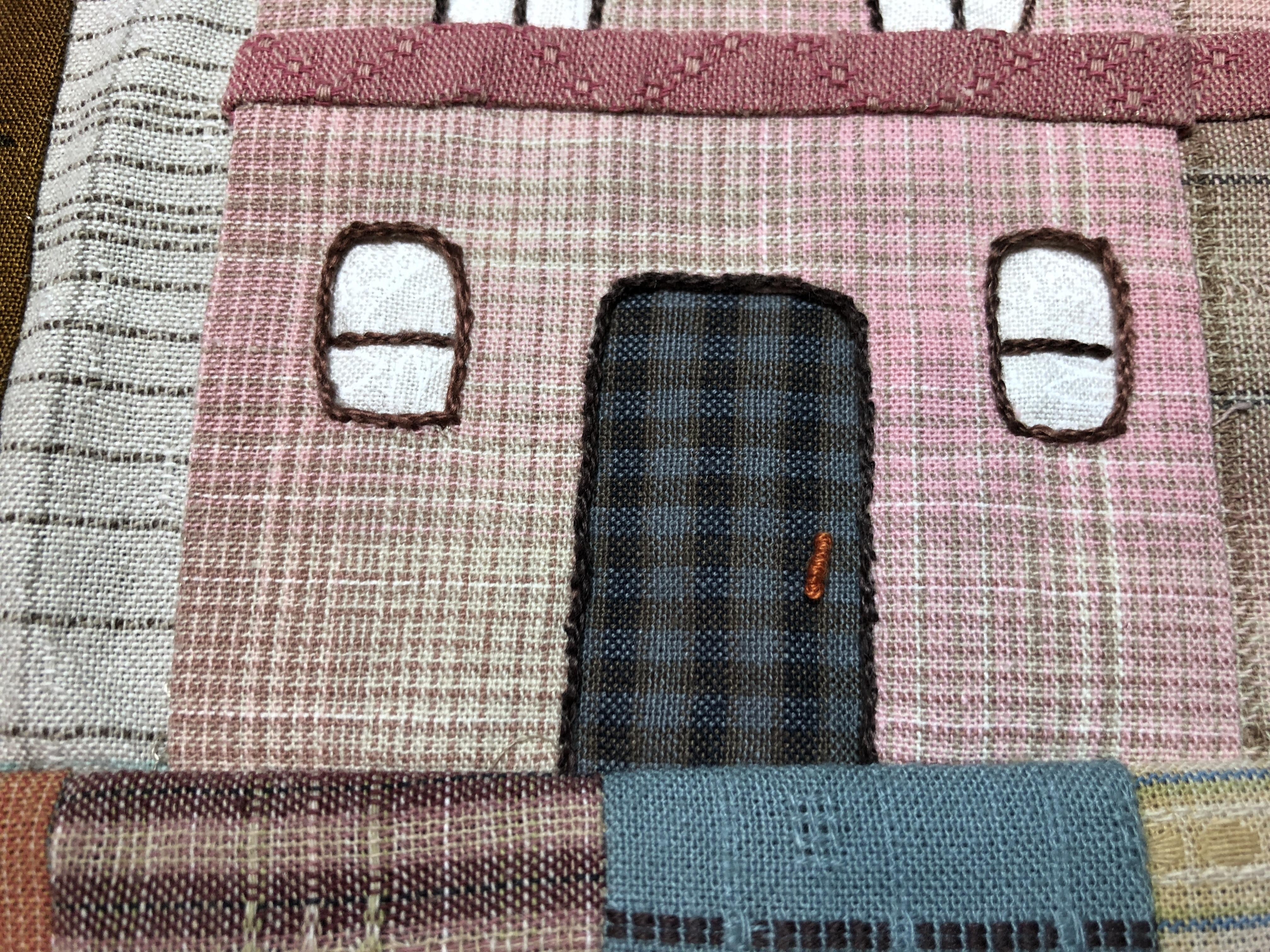 Quilt Mystery Yoko Saito bordado bloque 1 - LA VIDA EN PATCHWORKLA ...