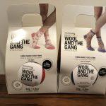 Curso monográfico Madrid tejer calcetines 5 agujas