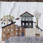 Bloque 3 quilt Mystery Yoko Saito Quiltmania