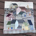Bloque 5 del quilt Mystery de Yoko Saito