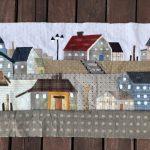 Bloque 6 quilt Mystery Yoko Saito