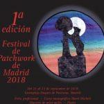 Festival Patchwork Madrid septiembre 2018