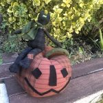 DIY decorar la casa Calabaza Halloween