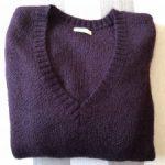 Jersey de lana para el invierno Mohair