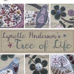 Quilt Tree of Life BOM Lynette Anderson