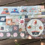 Quilt Where We Love bloque 2